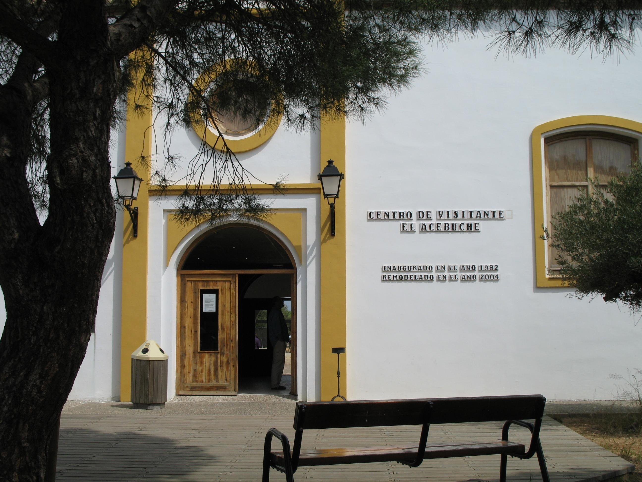 visithuelva centro de visitantes el acebuche
