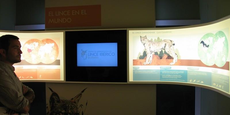 visithuelva centro de interpretación lince ibérico