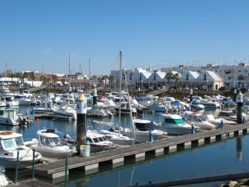 visithuelva puerto isla cristina