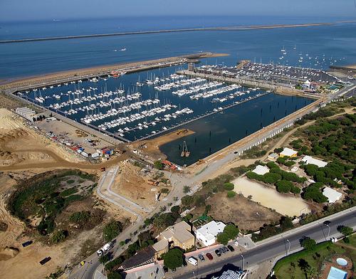 visithuelva puerto deportivo mazagon