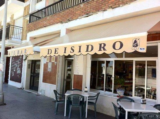 visithuelva restaurante el bar de isidro