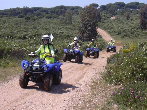 visithuelva rutas guiadas en quad