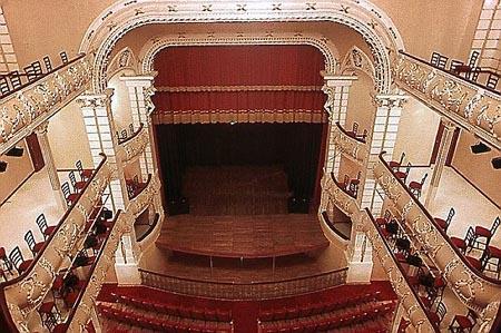 visithuelva gran teatro de Huelva