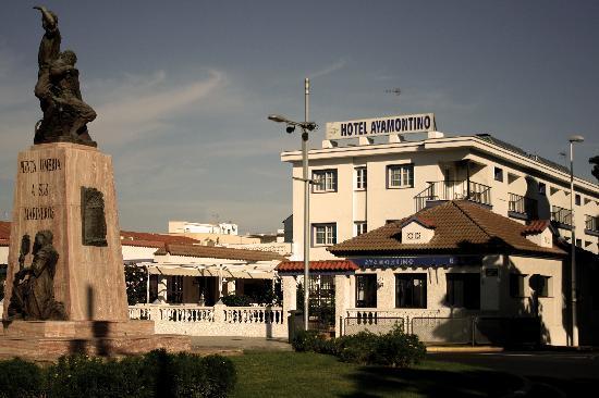 visithuelva hotel ayamontino
