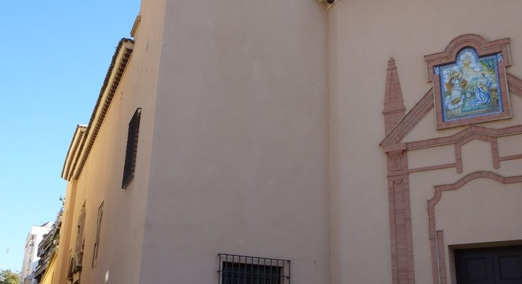 visithuelva iglesia convento santa maria de gracia