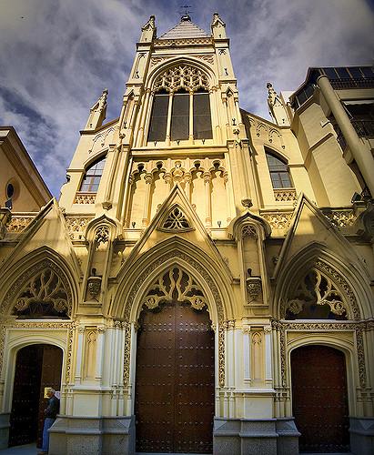 visithuelva iglesia estrella del mar
